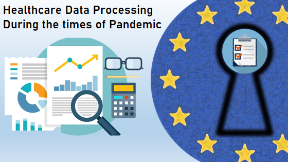 How personal data can be processed during a pandemic