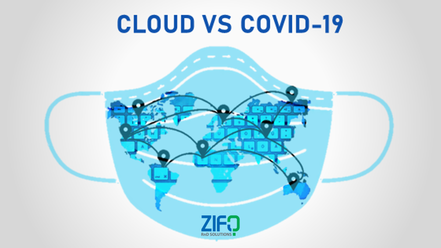 COVID 19 Strikes - Would cloud services boom in the scientific RnD world?