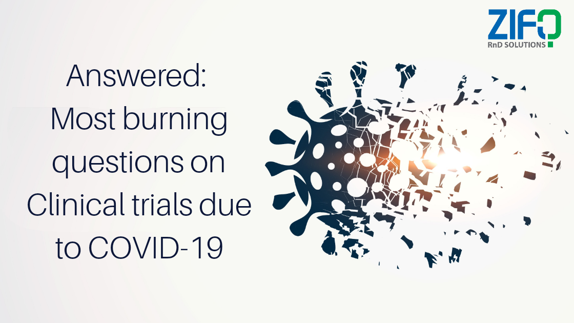 Answered: Most burning questions on clinical trials due to COVID-19